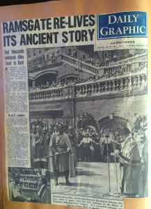 Daily Graphic Article 1949